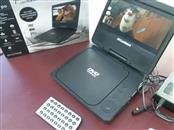 SYLVANIA PORTABLE DVD PLAYER SDVD7040B